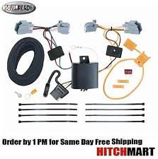 towready car & truck towing & hauling for ford focus ebay 118457 T One Trailer Hitch Wiring Harness Ford Focus 2008 2011 fits 2012 2016 ford focus sedan tow ready trailer hitch wiring 118548 (fits ford focus)