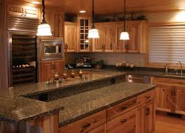 kitchen countertops quartz. Cherry Slab Cabinets By Sequoia Custom Cabinetry With Quartz Kitchen Countertops
