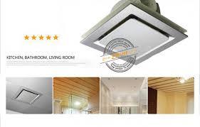 10 ceiling mounted kitchen bedroom ventilation exhaust fan