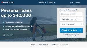 Lending Club Borrower Reviews Lendingclub Personal Loans 2019 Review Bankrate