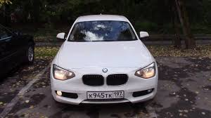 Bmw X1 Fog Light Assembly Replacement How To Change A Front Fog Light Bmw 1 Series F20 F21 2011 2015