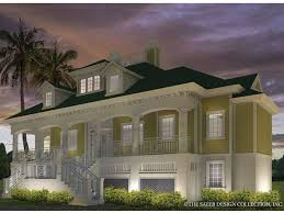 charleston style home plans elegant low country style 2 story 3 bedrooms s house plan with
