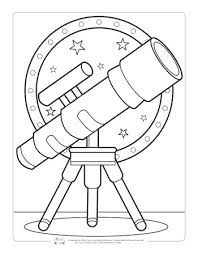 Our printable sheets or pictures may be used only for your personal. Space Coloring Pages For Kids Itsybitsyfun Com