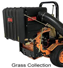 scag promotions value out sacrifice oakboro tractor and clam shell collection system