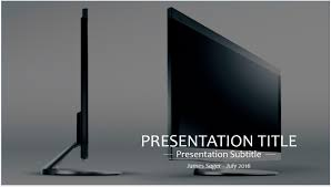 tv powerpoint templates free television powerpoint template 8929 13918 free powerpoint