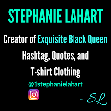 Stephanie Lahart On Twitter Exquisite Black Queen Hashtag Quotes