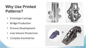 Investment Casting 3d Printed Investment Casting Paths To Metal Parts