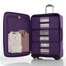 Suitcase With Drawers Joy Mangano Announces New Luggage Line
