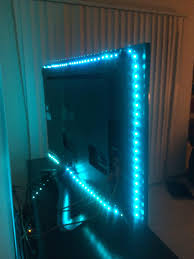 lighting set. Led Lights For Gaming Setup And My Body Is Ready I Got Lighting Set Up Awaiting The Xbox One With MlWbROM Jpg 1 2203x2937px C
