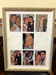 collage wedding invitations wedding collage framed wedding invitations and portraits wedding