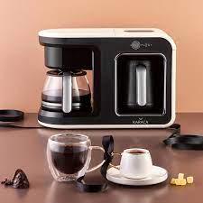 Karaca Hatır Plus 2 in 1 Kahve Makinesi Krem Fiyatı