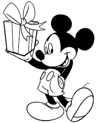Coloring Pages Mickey Mouse Coloring Pages To Print Best Free