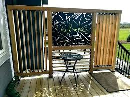 outdoor room dividers outdoor room divider