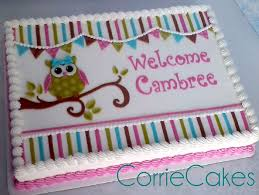 Marvellous Owl Baby Shower Cake Sayings 67 About Remodel Vintage Owl Baby Shower Cakes For A Girl