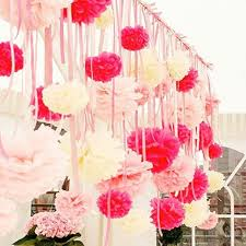 Paper Flower Decor Paper Flowers Ball Paper Flowers Wedding Birthday Party Decoration