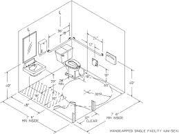 Ada Commercial Bathroom Minimalist Interesting Decorating Design