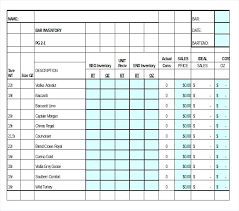 Excel For Inventory Inventory Template Free Excel Inventory
