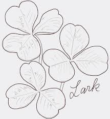Ibispaintでクローバーのぬりえ線画抽出が便利 Pc Flower Art お