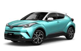 Comparison - Toyota CHR 2018 - vs - Mazda CX-3 Grand Touring 2017 ...