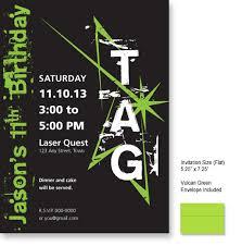 Online Birthday Invitations Templates Unique Laser Tag Birthday Invitations Laser Tag Birthday Invitations With