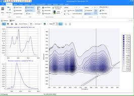 spectroscopy pro tools also has a lot of great features for fluorescence eem spectroscopy such as emission sensitivity correction excitation intensity
