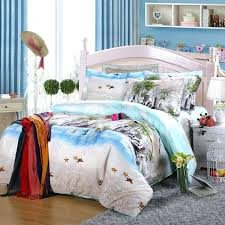 beach themed comforter sets bedding magnificent 2 coastal quilts throughout tropical queen idea red and aqua navy and aqua bedding