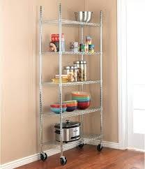 free standing kitchen storage kitchen standing shelves chrome kitchen shelving unit with casters 5 shelf free free standing kitchen