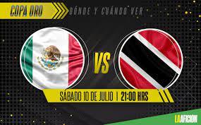 vs Trinidad y Tobago - Copa Oro 2021