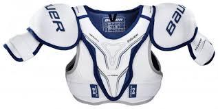 Bauer Shoulder Pad Size Chart Bauer Nexus N7000 Senior Ice Hockey Shoulder Pads