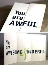 boss s day gift ideas you are awful greeting card