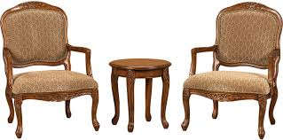 The Brick Living Room Furniture 3 Piece Tasha Accent Chairs Side Table Set The Brick