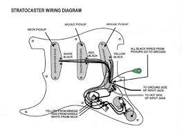 strat wiring diagram 5 way switch 5 way switch wiring diagram guitar wiring diagrams 1 pickup at Hsh Wiring Diagram 5 Way Switch