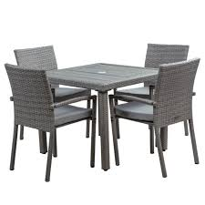 table and chairs patio dining set