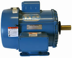 doerr 2 hp electric motor for rear cabinet