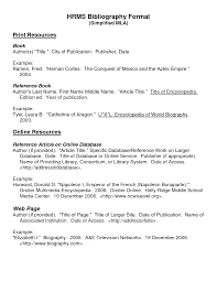Bibliography Format For Books Bibliography Format Book Mla Works Cited Page Books