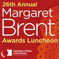 「the Margaret Brent Women Lawyers of Achievement Award」の画像検索結果