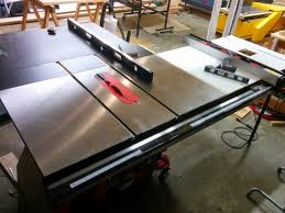 i used to own a sawstop professional cabinet table saw and was pretty happy with it it was solid build quiet accurate customer service was great