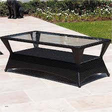 round glass patio table best of concrete console table lovely coffee tables rowan od small outdoor