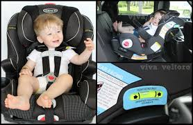 graco smart seat safety surround protection all in one car graco ever installation three manual