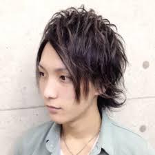 ショート モード ヘアアレンジ メンズhair Make Salon Revier Shinji