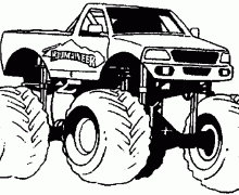 Small Picture Truck Coloring Page Alric Coloring Pages