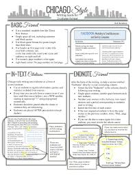chicago style handout two column format copy chicago style writing uses endnotes as a form of in text citations