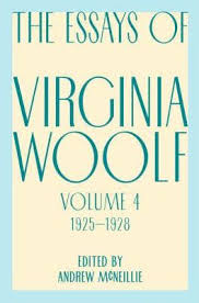 essays of virginia woolf vol v woolf  essays of virginia woolf vol 4 1925 1928