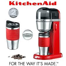 kitchenaid red 10 cup coffee maker medium image for coffee maker with water reservoir personal coffee kitchenaid red 10 cup coffee maker