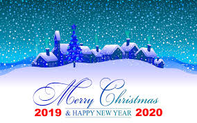 Merry Christmas 2019 Wallpapers Hd Free Download