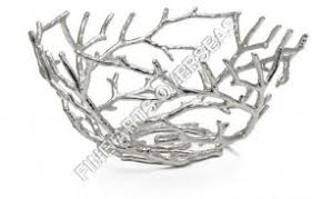 Decorative Metal Fruit Bowls Metal Fruit Bowl Foter 11