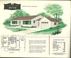 1950 ranch house