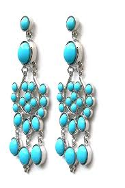 chandelier turquoise earrings girl chandelier earring a turquoise chandelier earrings fashion