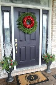 front door wreath hangerFront Door Wreaths Doors Wreath Ideas For Fall Spring Diy Front