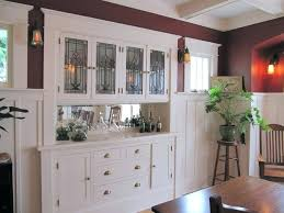 Ruth Craftsman Kitchen Table Awesome Built In Buffet Design Ideas Dining Room With Bungalow Images Cabinet De Craftsman Kitchen Table Awesome Built In Buffet Design Ideas Dining